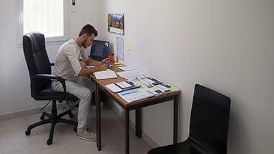 Alexandre, coordinateur agents commerciaux