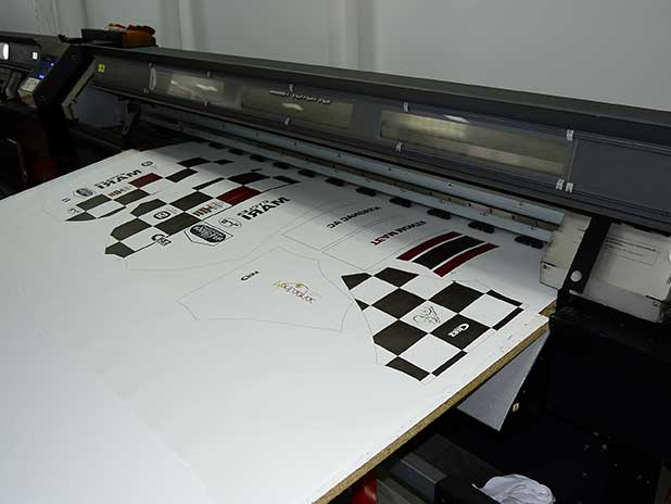 4 Imprimante Sublimation