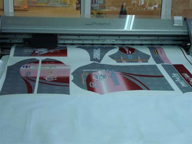 8 Imprimante Sublimation